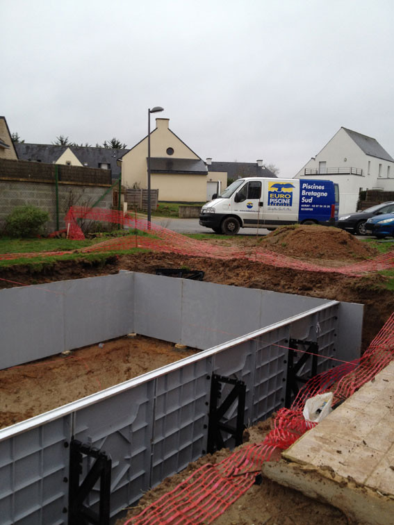 Construction de piscines piscines bretagne sud for Construction piscine 56