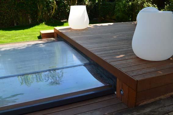 Abris piscines fabricant piscines bretagne sud for Abri bois piscine