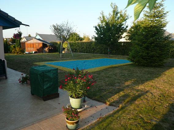 Leurre for Construction piscine vannes